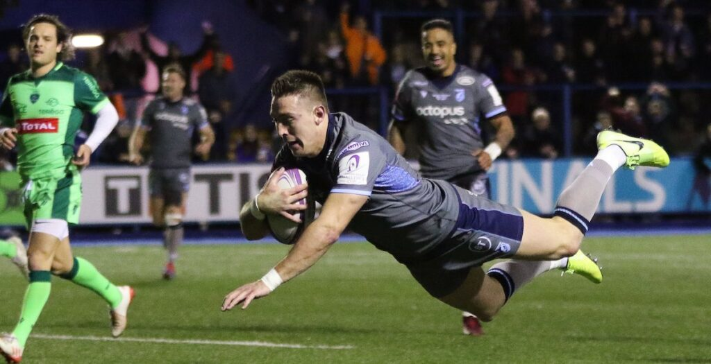 WATCH all eight Cardiff Blues tries against Pau