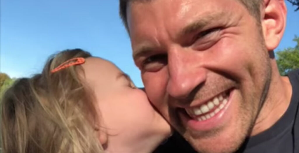 Support floods in for Nick Kennedy after emotional video