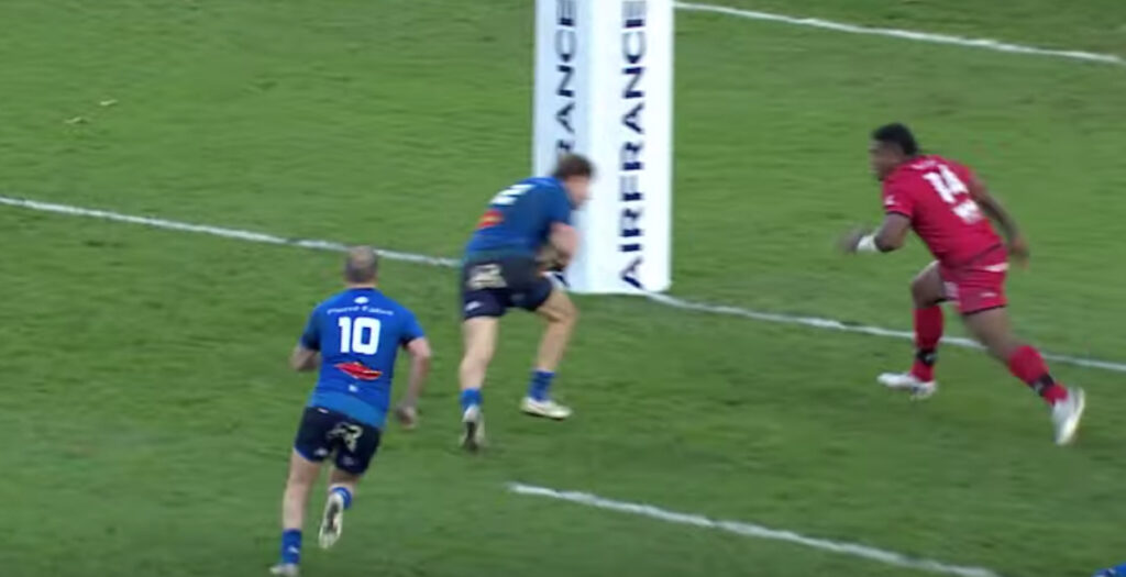 WATCH: Brutal Tuisova hit denies certain try in Top 14