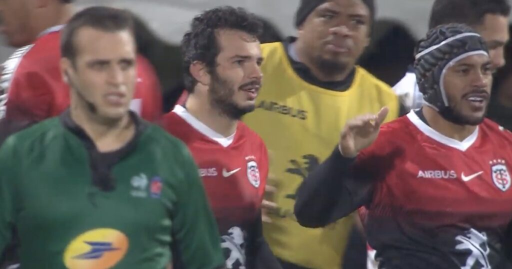 Toulouse create sublime off the cuff try with two key moments of skill
