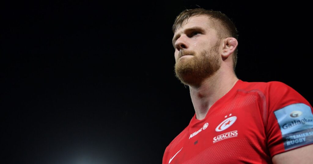 Are Saracens ready to ditch George Kruis for latest Saints signing?