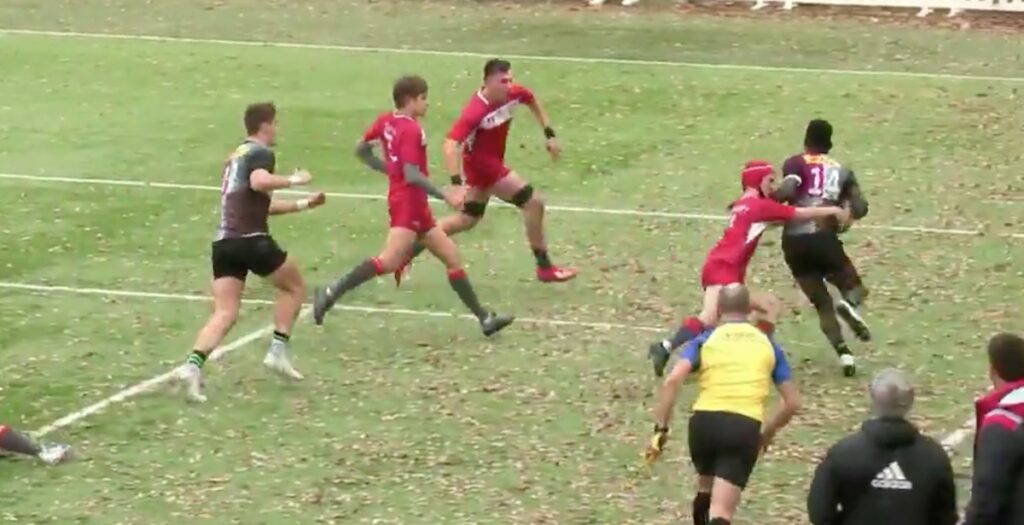 WATCH: U18 Quins youngster scores with STUNNING finish