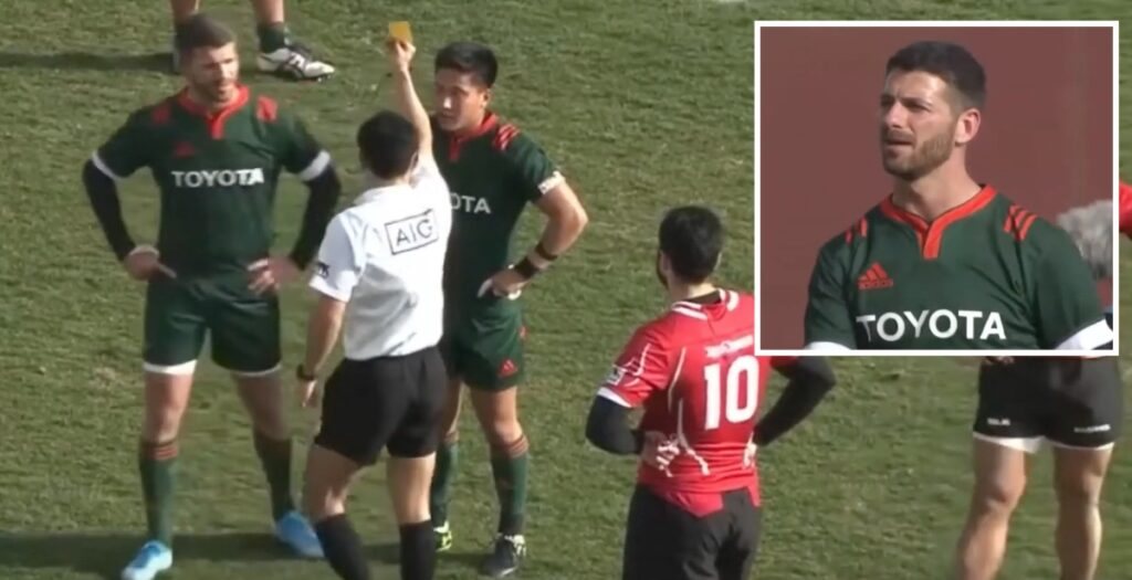 WATCH: Willie le Roux has mixed performance in Japanese Top League