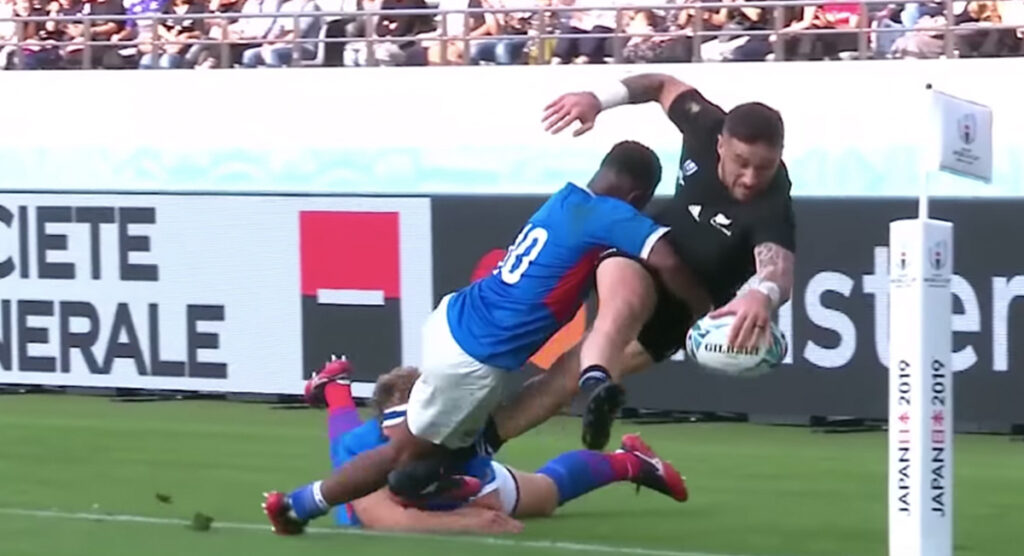 Best All Blacks tries of 2019 show why they're the most popular rugby team in the world