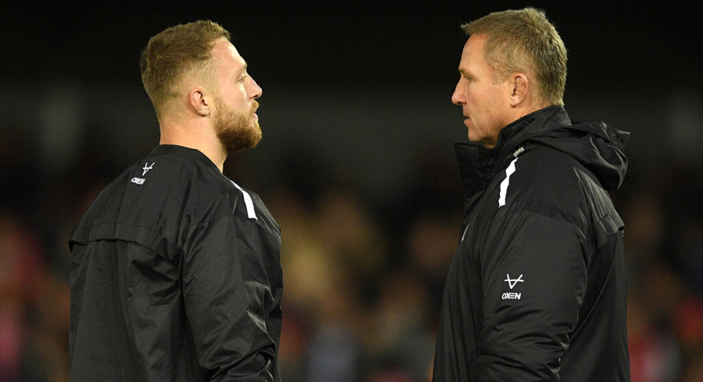 Ackermann reveals that he was robbed at gunpoint