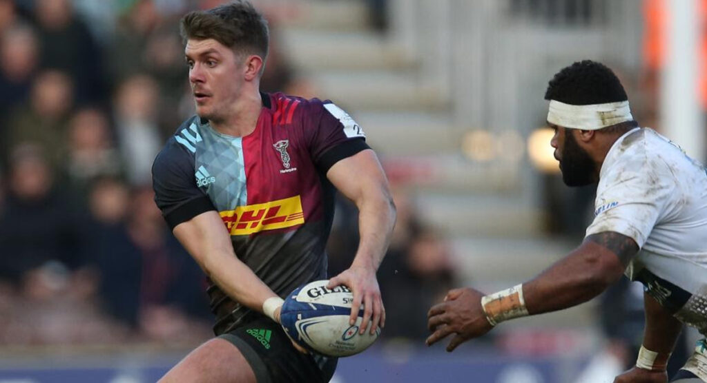 Stunning set piece try by Harlequins fully derserving of Champions Cup Try of the Round
