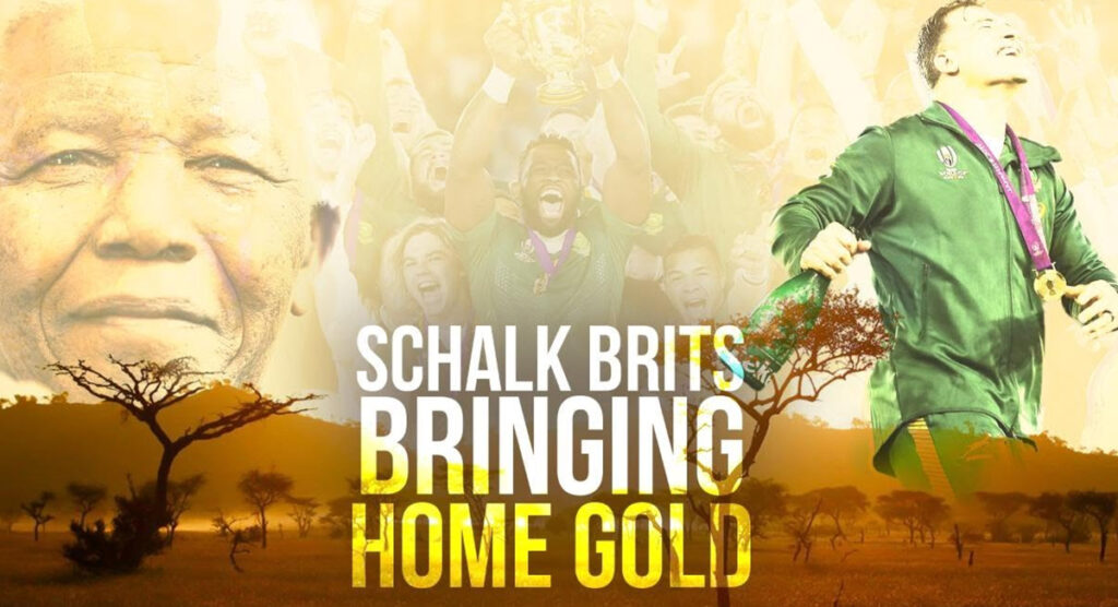 Schalk Brits' touching retelling of how the World Cup fairytale touched an entire nation in need