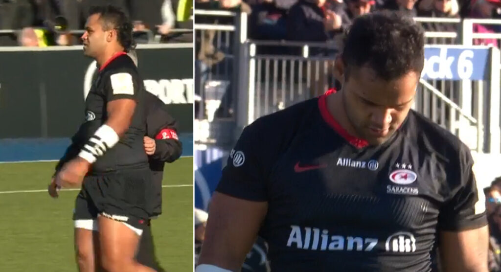Saracens have confirmed what England fans feared the most, as Vunipola will likely miss Six Nations