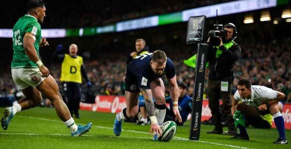 WATCH: Hogg horror show denies possible Scotland upset