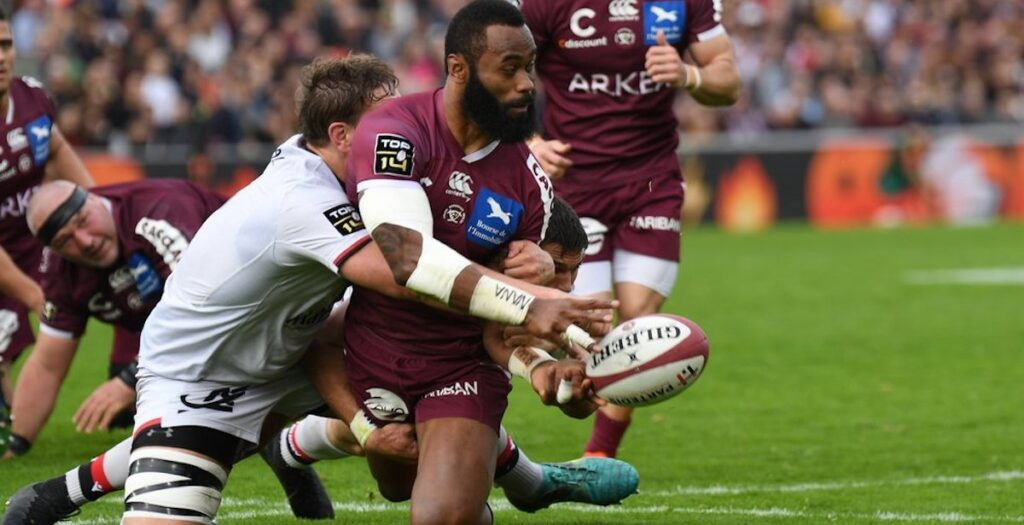 WATCH: Radradra makes Bristol fans excited with electric 50-metre try in Top 14