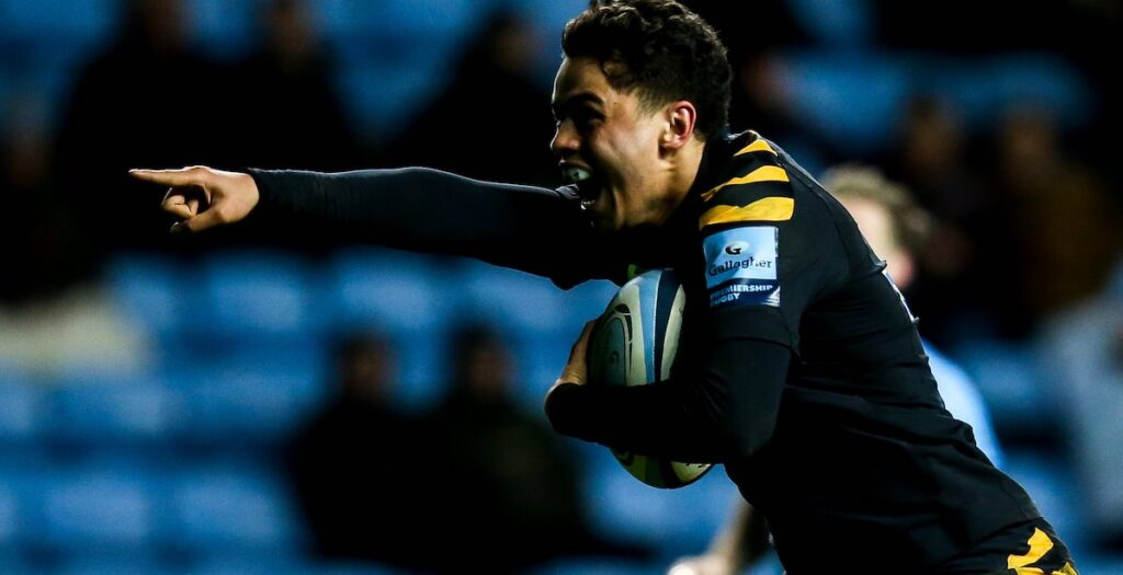 UMAGA impresses for Wasps with slick assist in Saracens clash