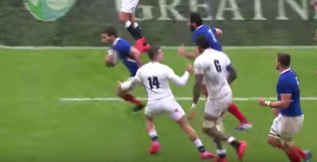 WATCH: Jonny May brain fade has England fans enraged