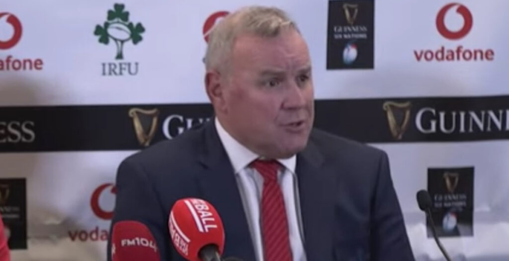 Pivac questions Welsh handling after defeat to Ireland in Dublin