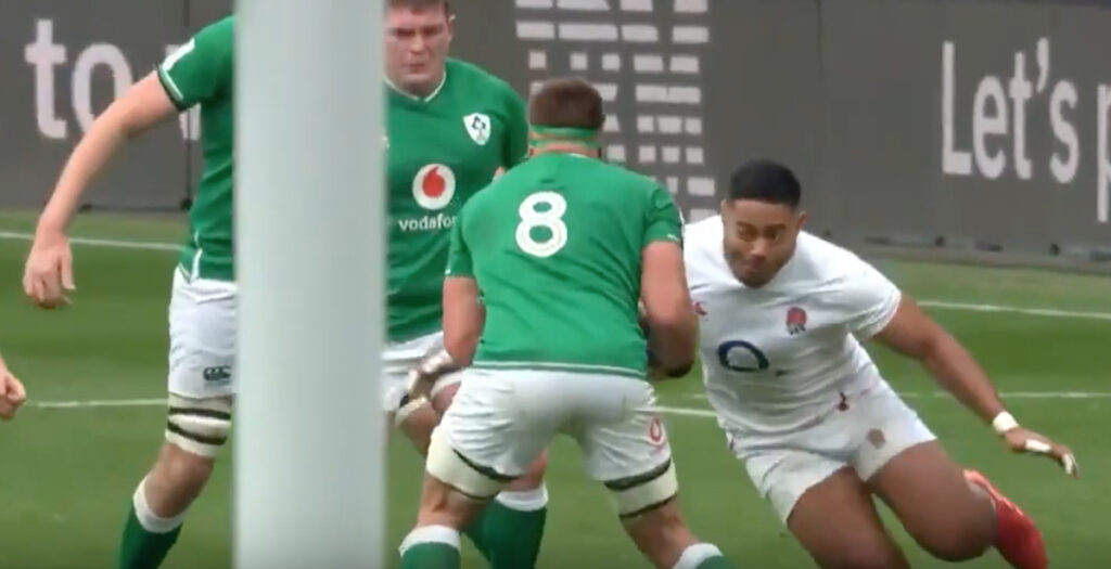 WATCH: THAT huge Tuilagi hit on CJ Stander in Six Nations