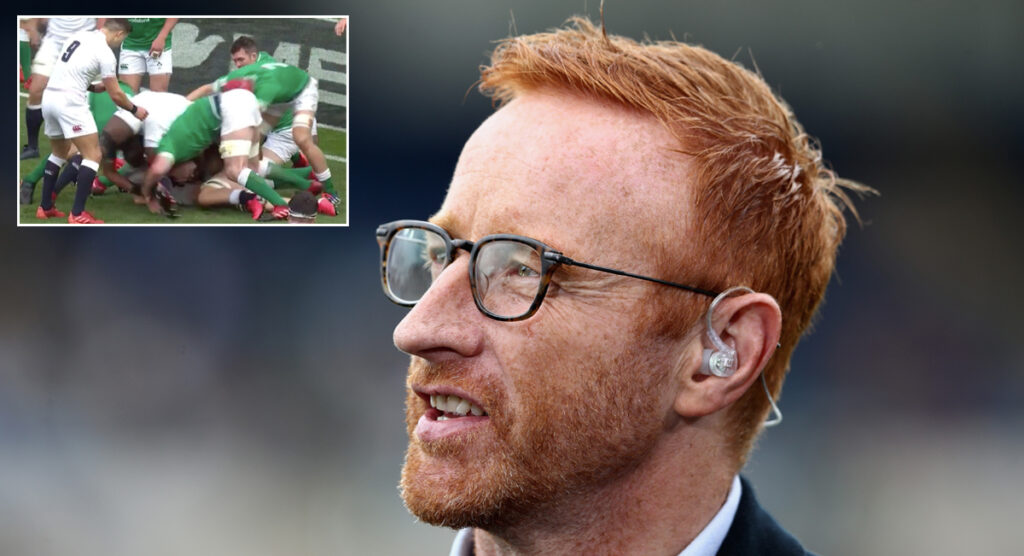Ben Ryan reiterates that rugby laws are blatantly broken and ignored