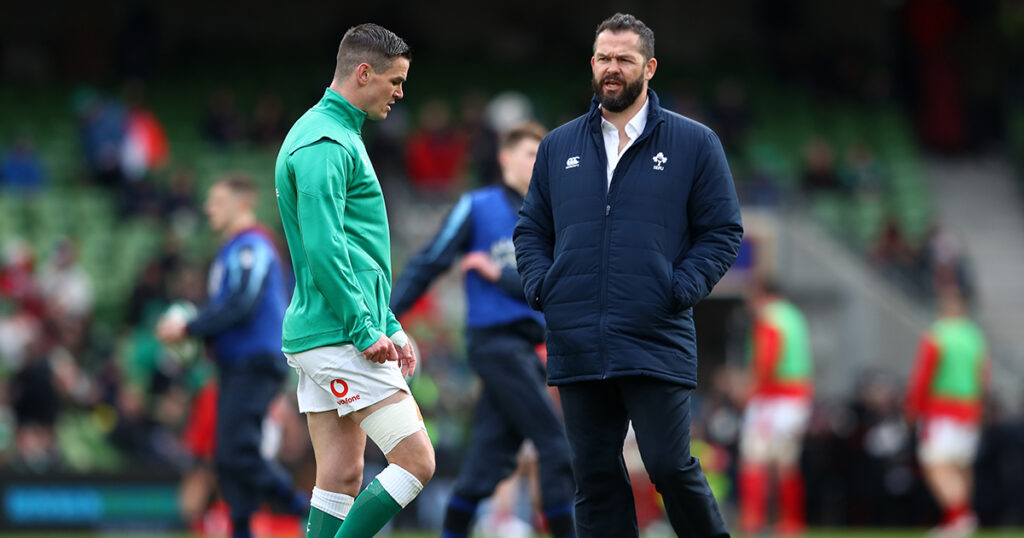 Farrell's impossible selection job ahead of England clash