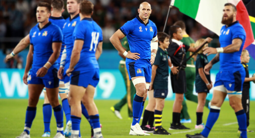 Thoughts spared for retiring Parisse as cruel luck could intervene yet again