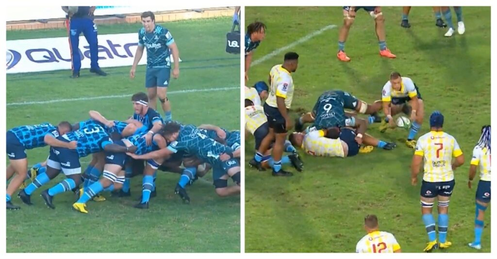CONFUSION: Super Rugby sides forced to change strips at half time