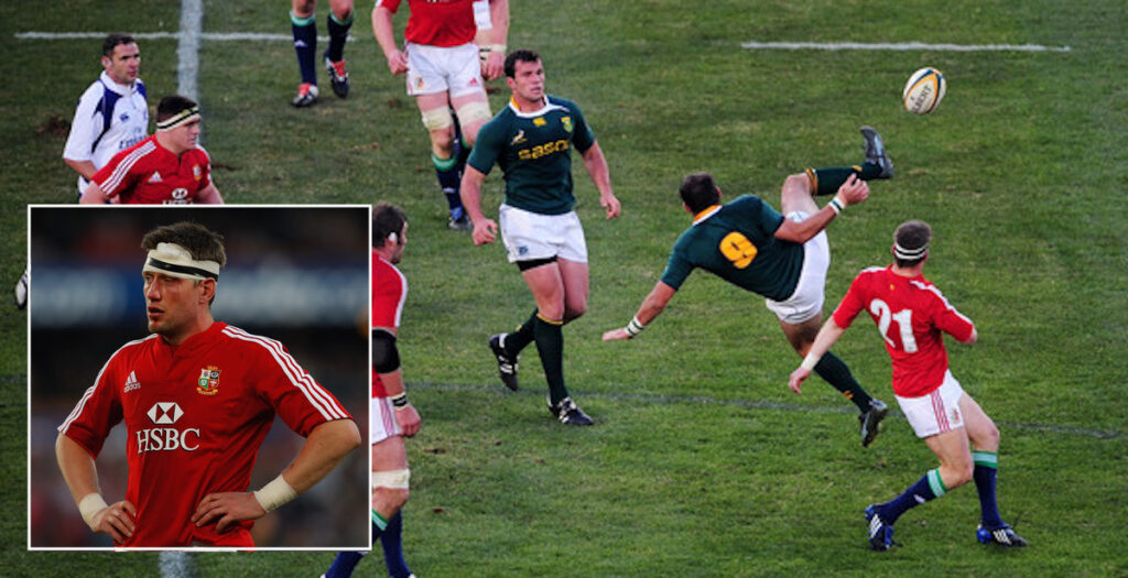 ARCHIVE: South Africa vs Lions 2nd test 2009