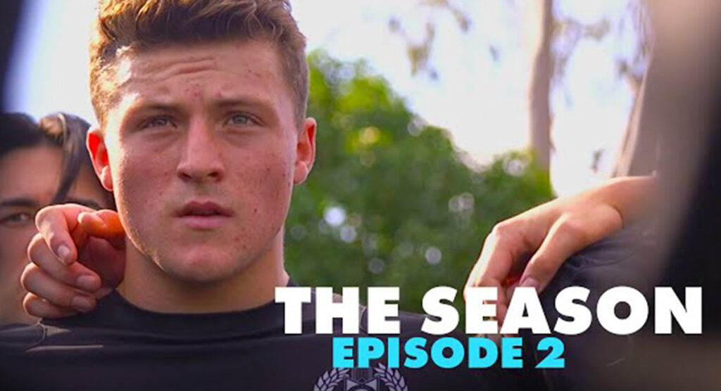 WATCH: Preseason comes to emotional close in The Season, Episode 2
