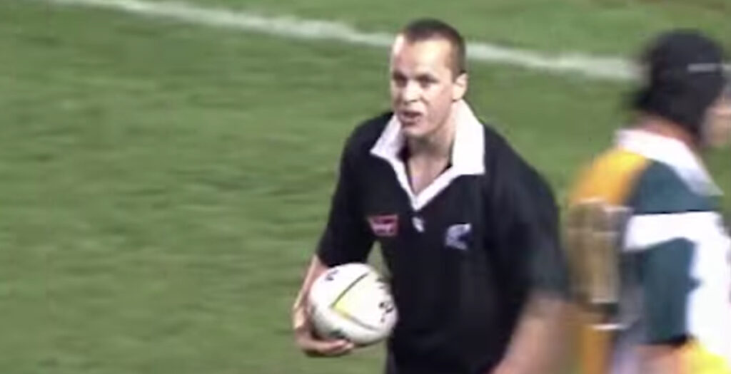 WATCH: Insane FIVE MINUTE montage of All Blacks great Christian Cullen