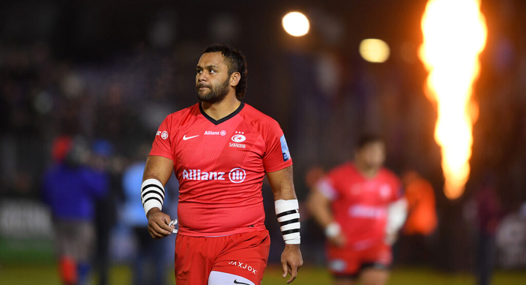 Vunipola looking at bigger picture with Saracens, rugby and ongoing crisis