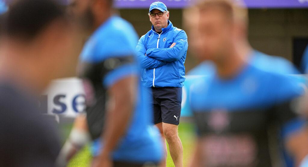 World Cup winning coach Jake White heads to Pretoria for next coaching stint