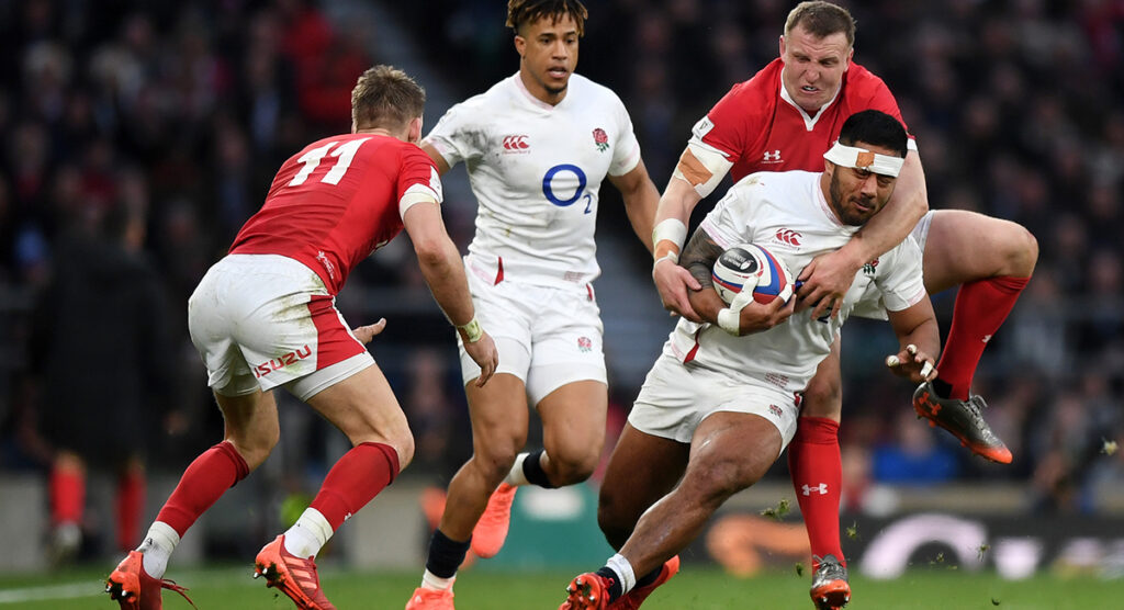 Calls for consistency after Tuilagi red card and Parkes tackle
