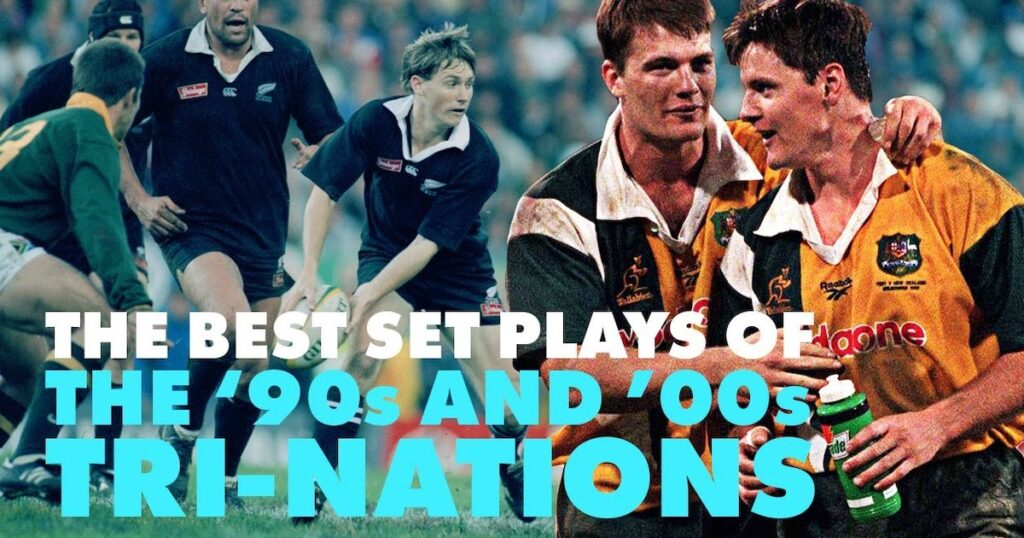 The art of the set-piece: some of the best tries from the 90s and 00s