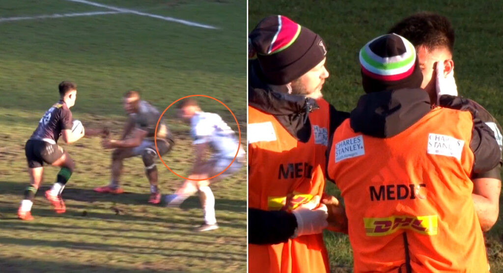Swinging arm results in suspension despite TMO and referee ruling out Red card