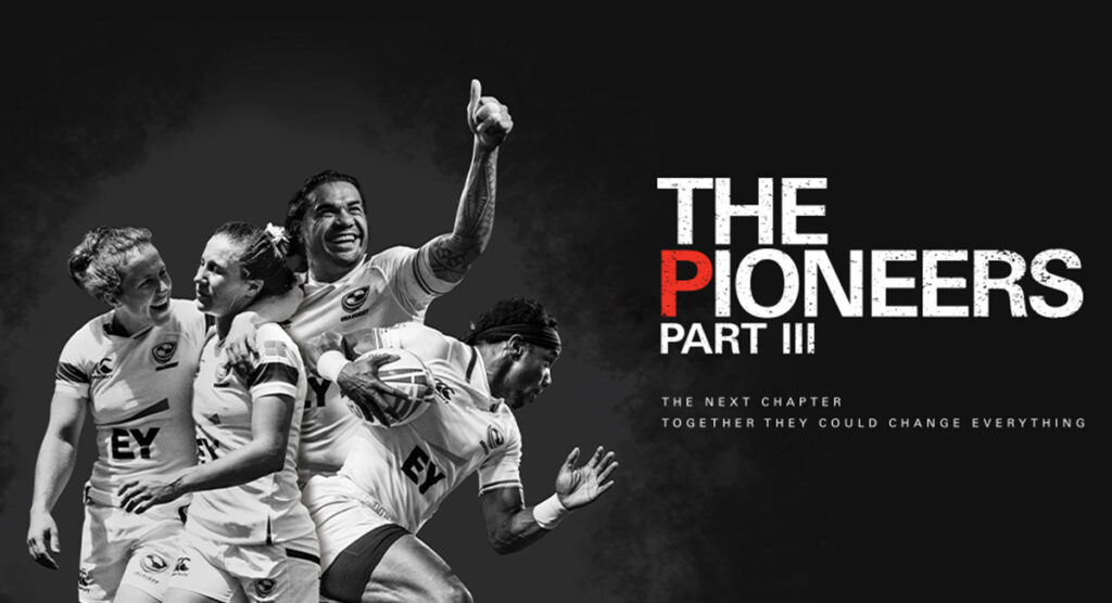 Part three of the award winning USA 7s documentary series will be launched soon