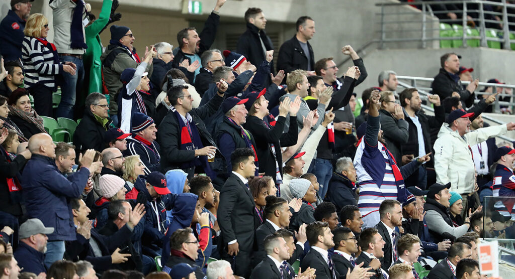 Melbourne Rebels statement reveals that a fan with Coronavirus attended their latest match