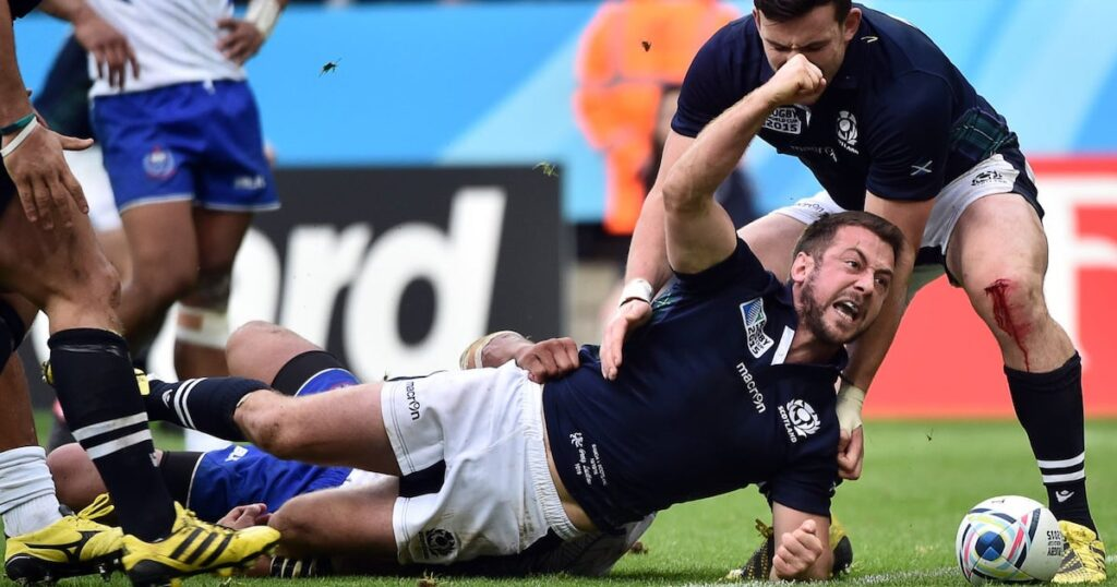 FULL MATCH: Scotland and Samoa go down to the wire in 2015 World Cup thriller
