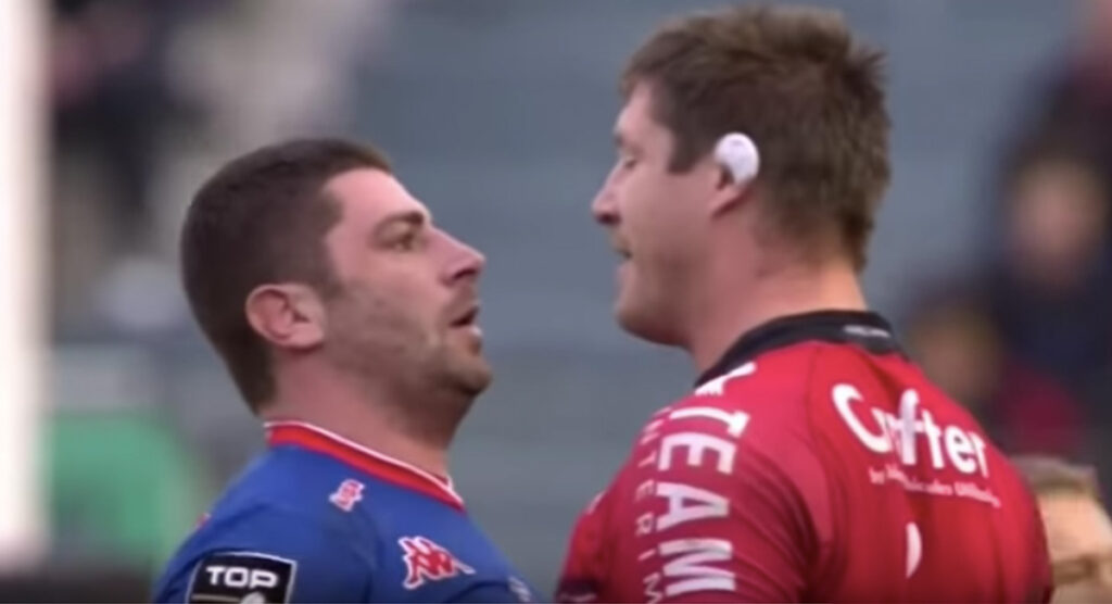New video shows why there will never be another enforcer quite like Bakkies Botha