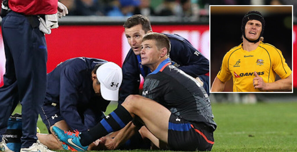 Berrick Barnes announces retirement due to ongoing injuries