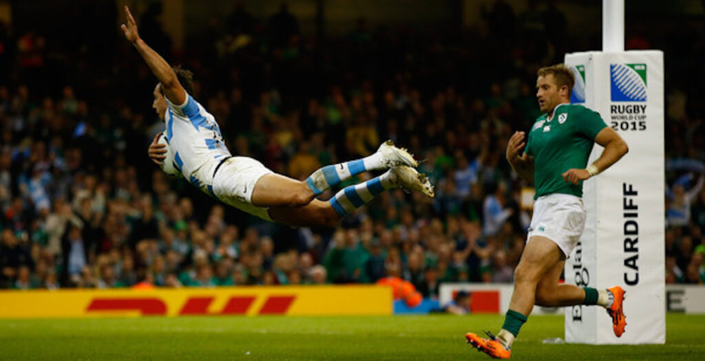 FULL MATCH: Electric Imhoff leads Los Pumas to World Cup semis in 2015