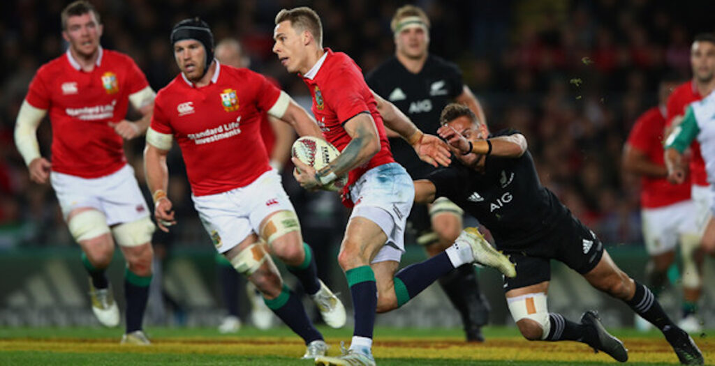 ARCHIVE: Re-live THAT Lions try against New Zealand in 2017