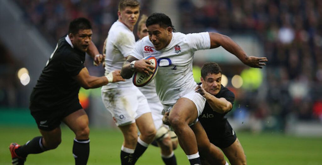 ARCHIVE: England smash the All Blacks in 2012