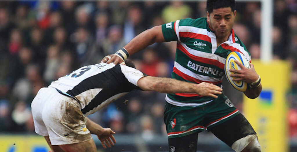 ARCHIVE: Teenage Tuilagi scores AWESOME solo try for Leicester