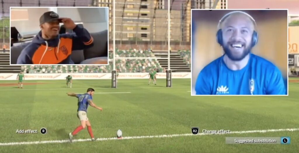 MLR players host virtual games with fans on Rugby20