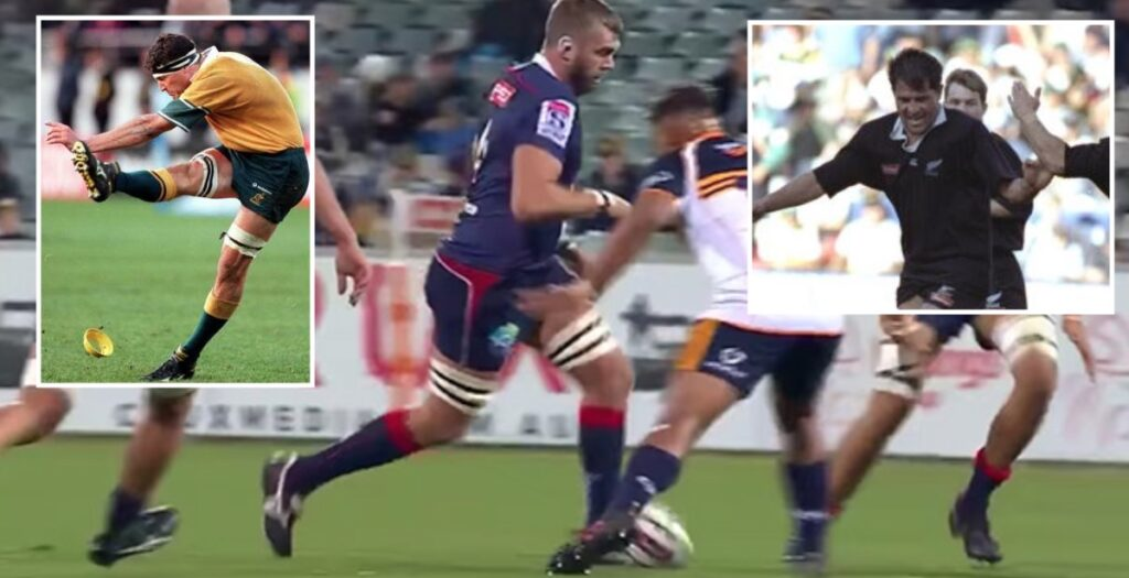 WATCH: The best and worst forwards kicks in history