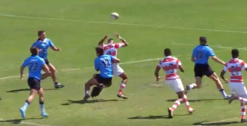 WATCH: South African schoolboys score stunning tries in festival of rugby