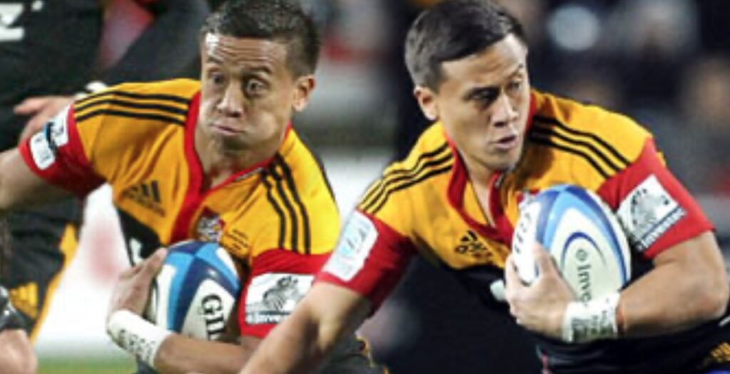 ARCHIVE: Nanai-Williams scores incredible brace against Highlanders in 2013