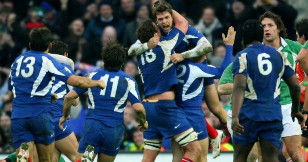 A closer look at Vincent Clerc's amazing strike rate against Ireland