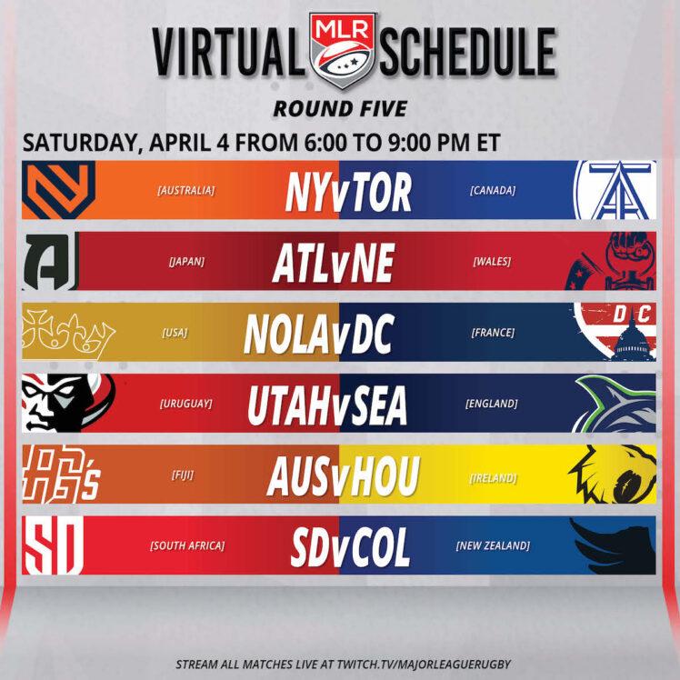 major league rugby mlr virtual