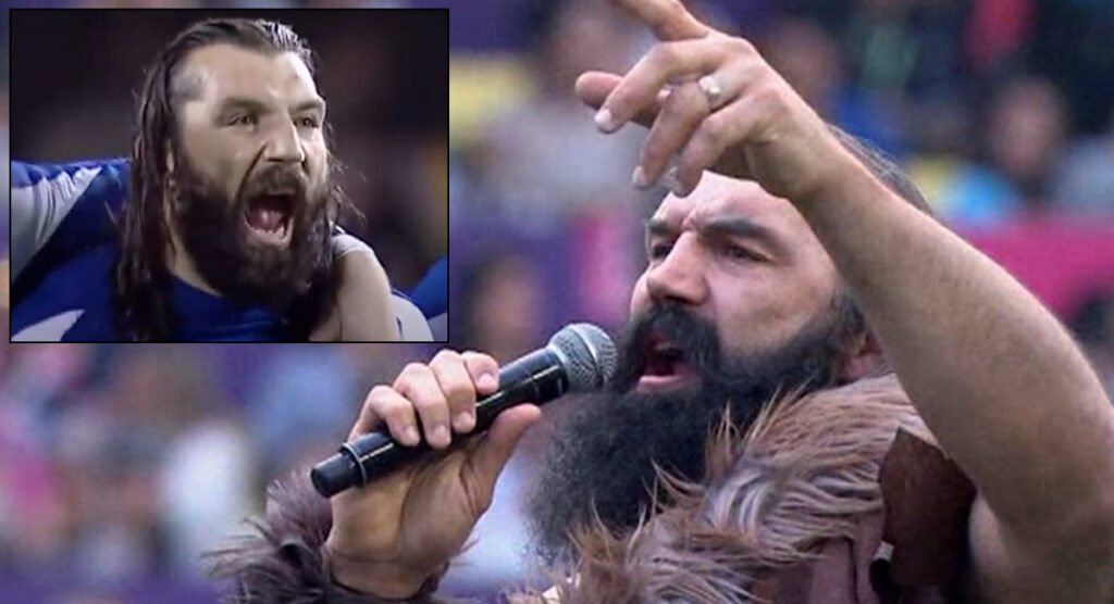 5 jaw dropping (and jaw breaking!) Sebastien Chabal moments that we'll never forget