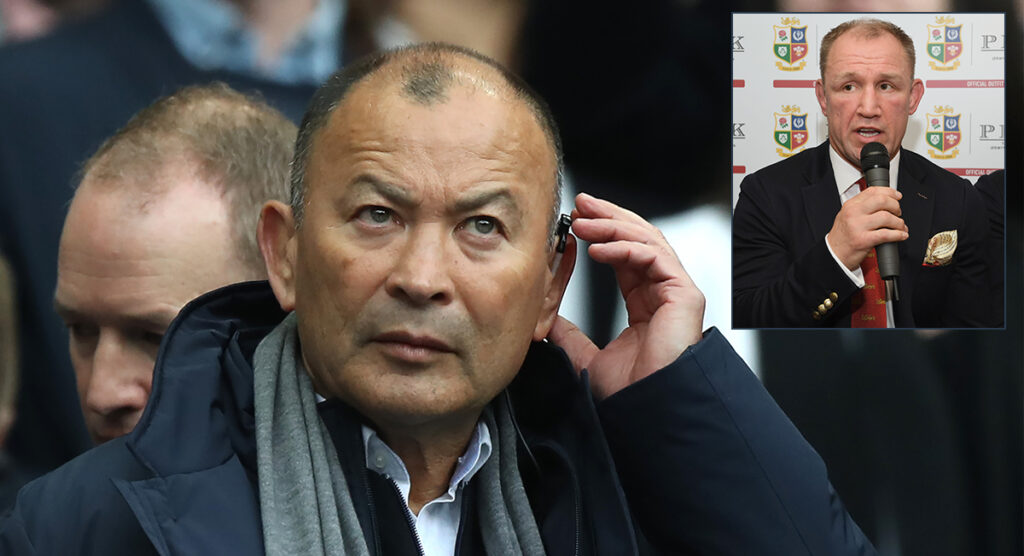 Back outlines where Eddie Jones must go from here