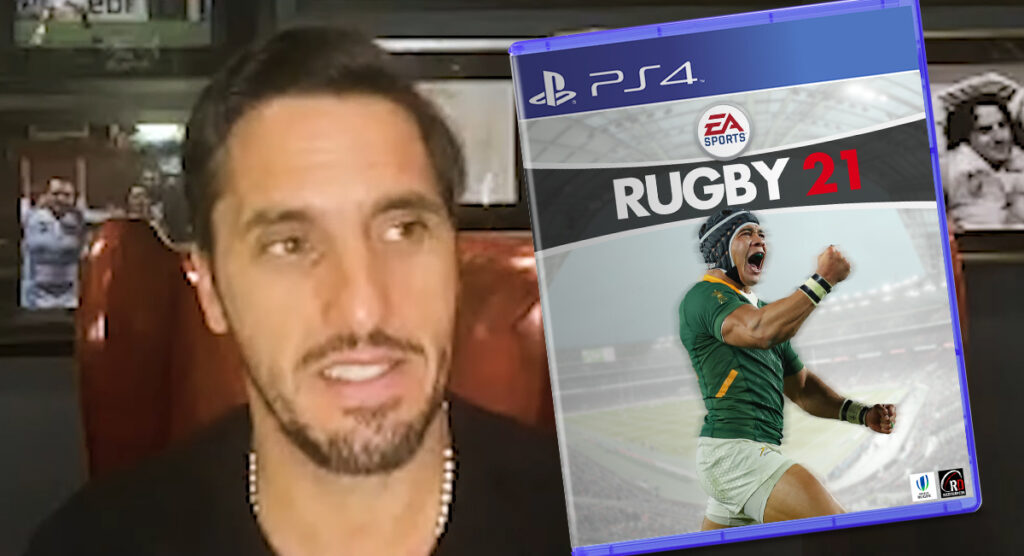 A better rugby video game is crucial for the sport's future, says contender for World Rugby Chairman