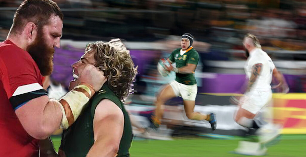 WATCH: New highlights reel of Kolbe and de Klerk shows size does not matter