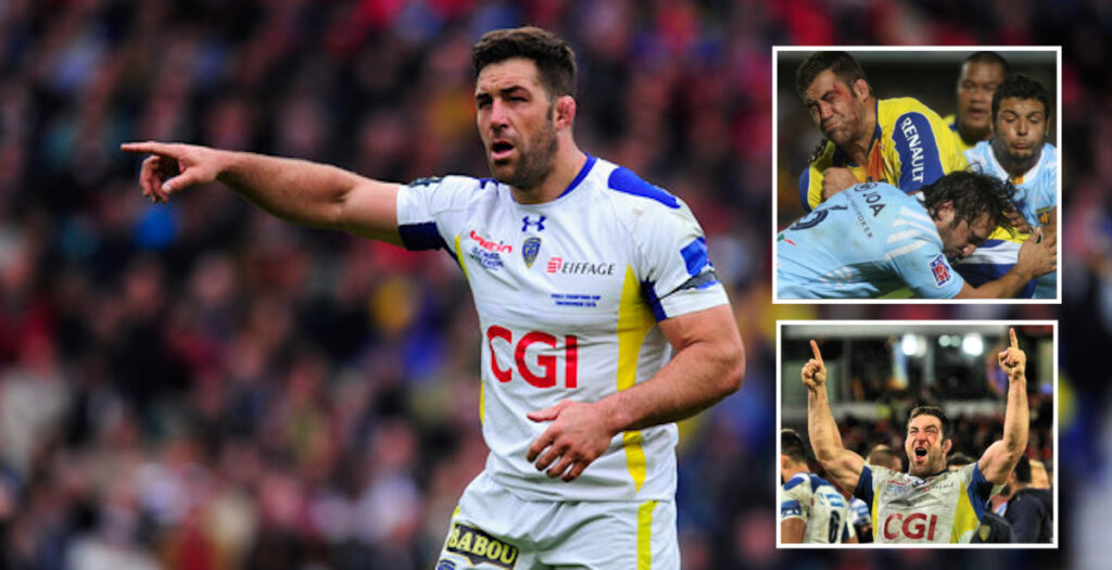 WATCH: The biggest hits and fights of Jamie Cudmore's reign of terror at Clermont
